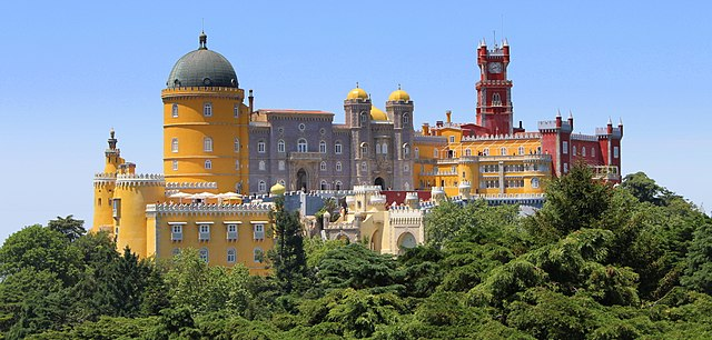 """Palácio Nacional da Pena, """"acolo sus este Graalul"""" (II)"""