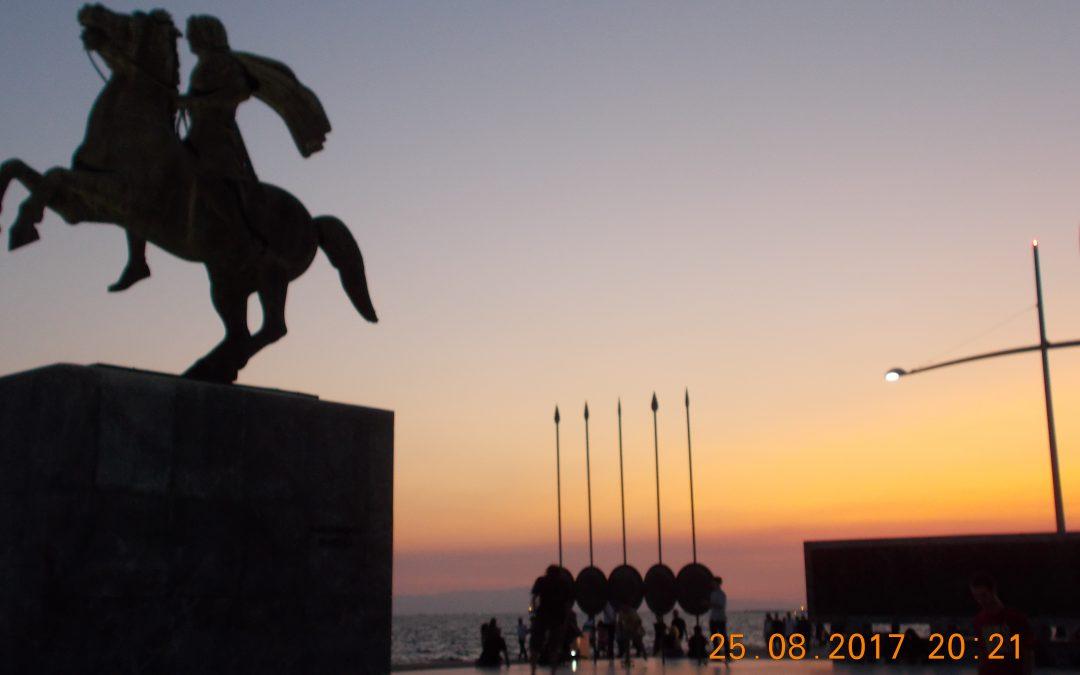 Thessaloniki, mi-e dor de tine !