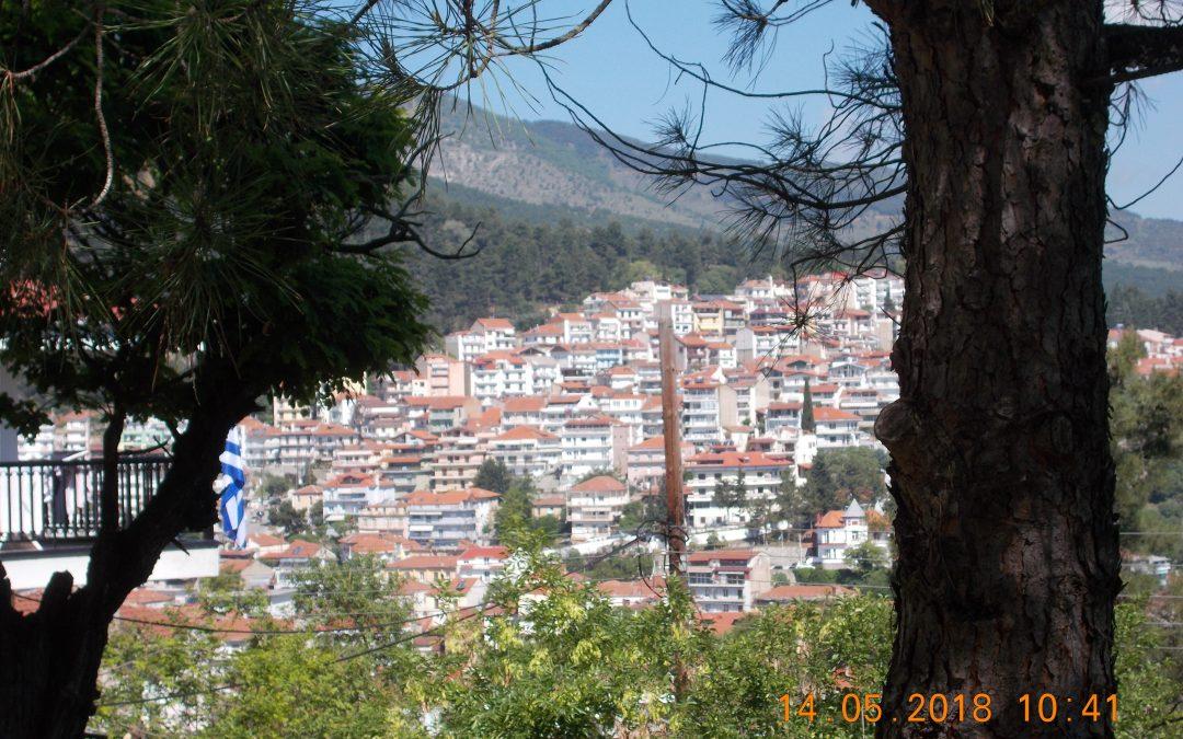 Kastoria, între blănuri şi biserici