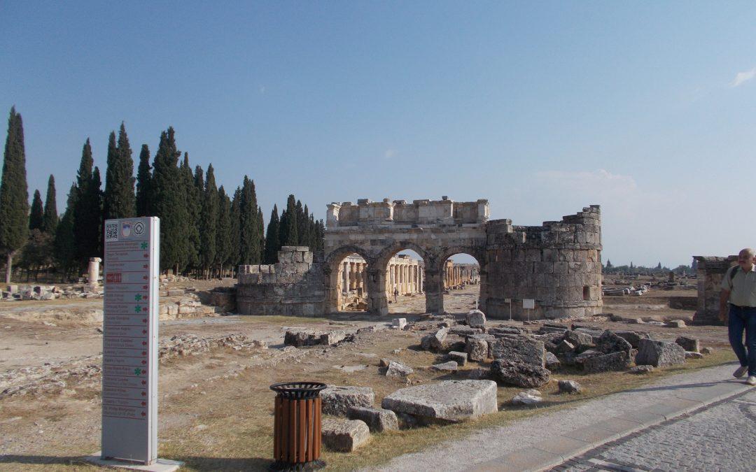 Lumini și umbre, Pamukkale-Hierapolis (II)