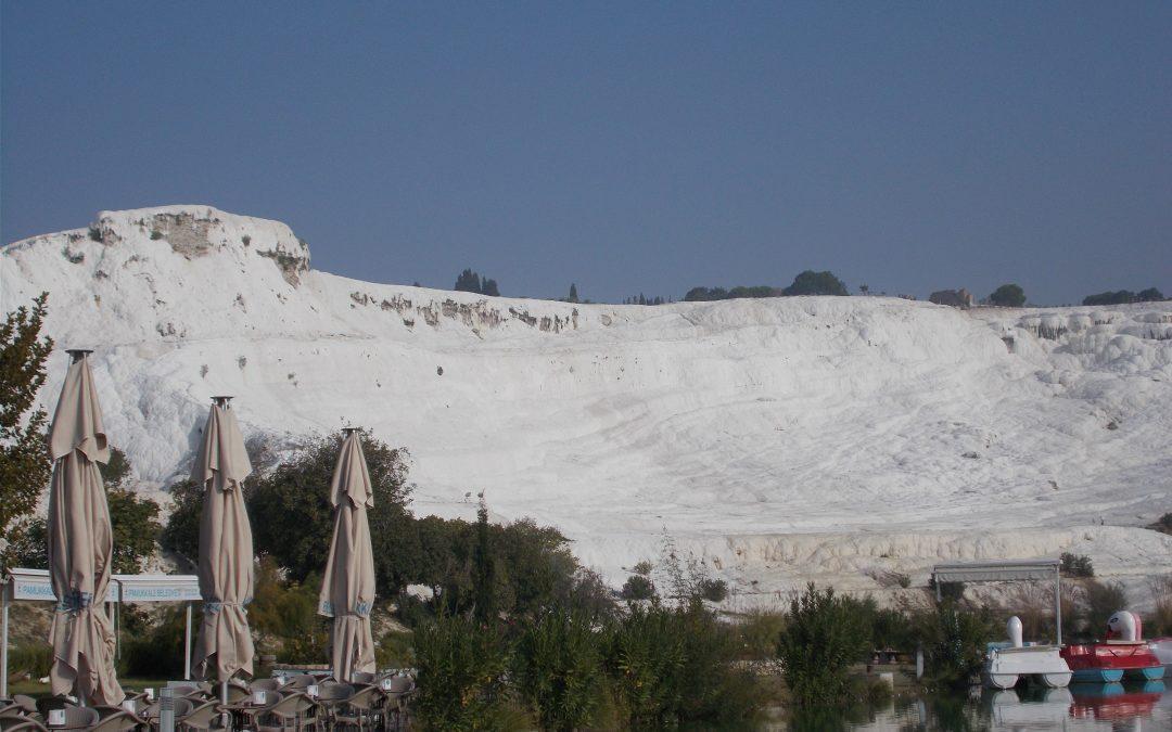 Lumini și umbre, Pamukkale-Hierapolis (I)