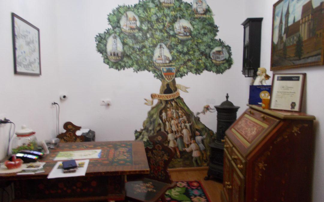 Taschler Haus Boutique, o cazare cu suflet în Sighişoara