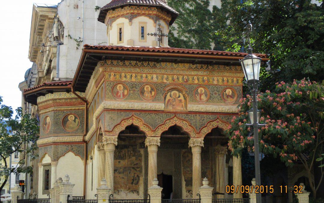 București, să luminăm umbrele (III): Stavropoleos și nu numai