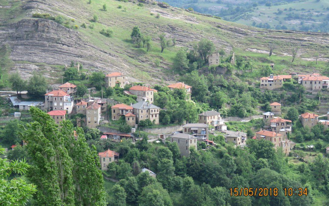 En Chora Vezitsa, Epir, Grecia