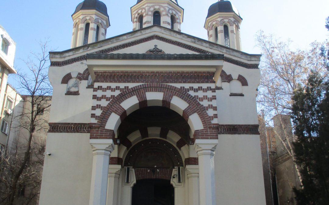 București, să luminăm umbrele (II): Biserica Vrăjitorului