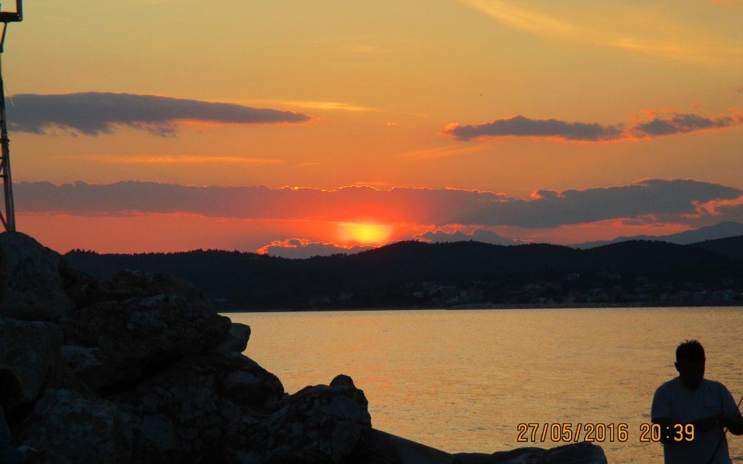Thasos, insula marmurei albe