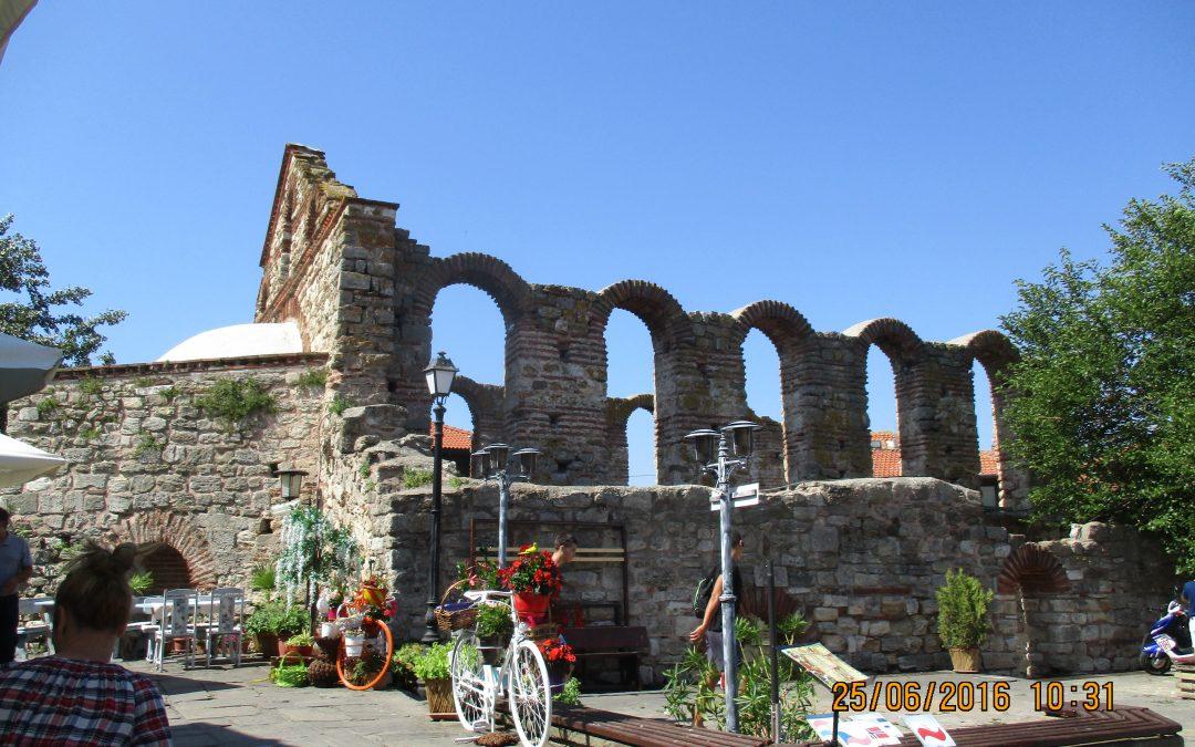 Nessebar, orașul lui Menas