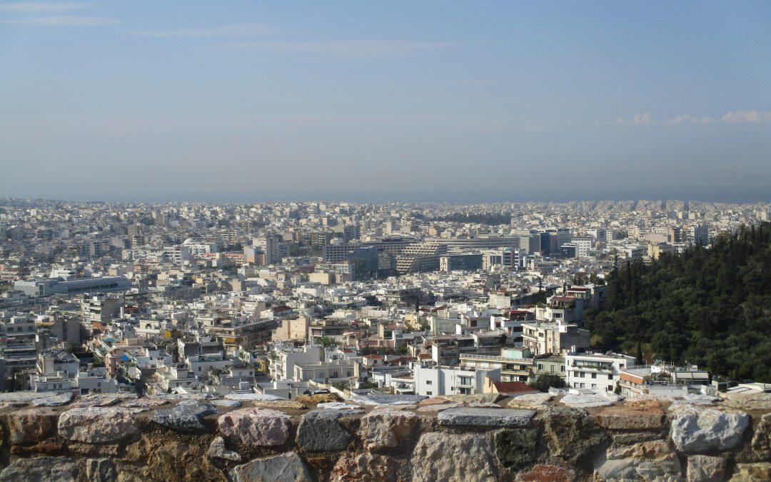 Atena înainte de Athina (II)