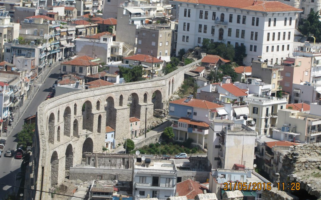Kavala, amfiteatrul mării (II)