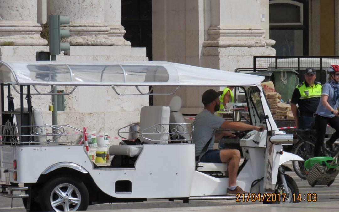 Lisabona, transport public (II)