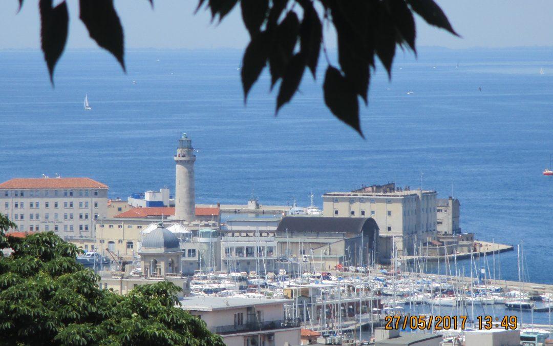 """""""Memoria nu moare"""" pe Cole di San Giusto, Trieste (III)"""