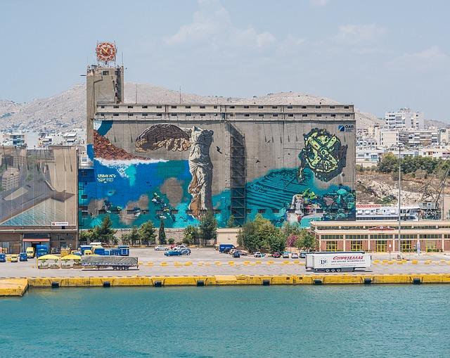 Atena și strigătul mut al zidurilor