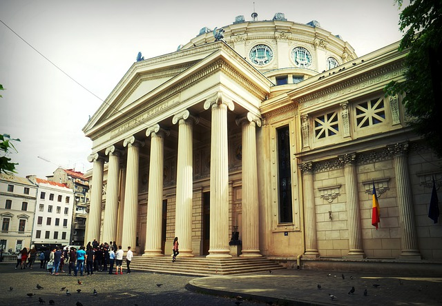 București, să luminăm umbrele (X): Ateneul Român