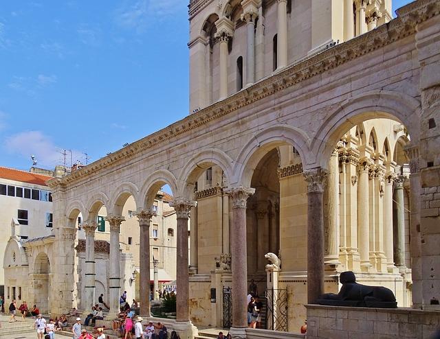 Split, în casa lui Dioclețian (II)