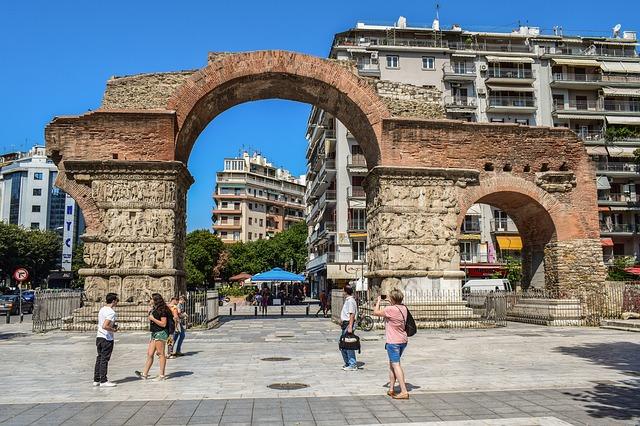 Thessaloniki, mireasa Golfului Thermaic