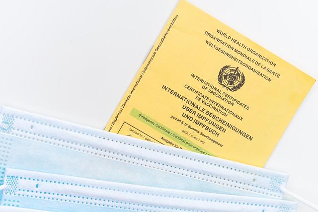 Certificatul de vaccinare