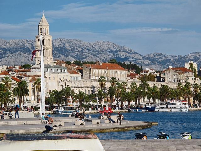 Split, orașul contrastelor (I)