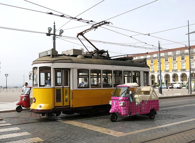 2019, Lisabona, tuk-tuk…LisboaCard (II)