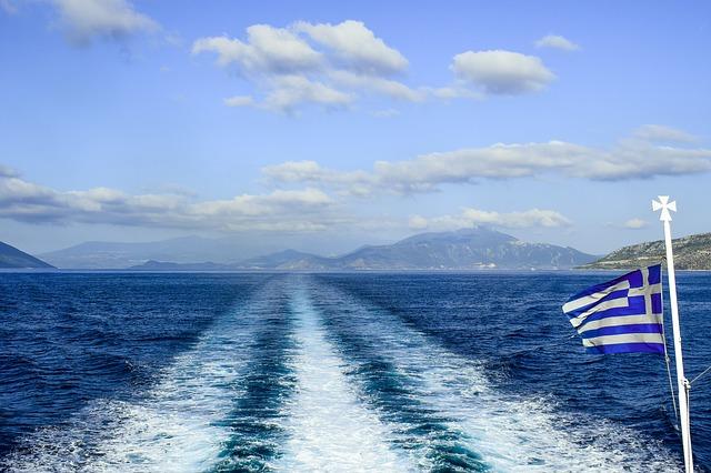 Cu ochiii pe porțile  Greciei