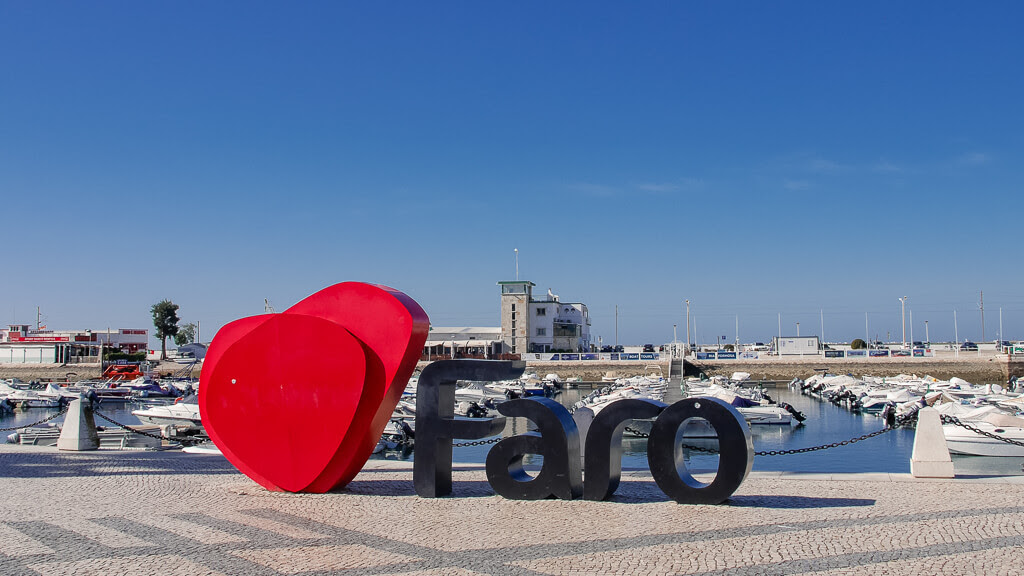 Faro, capitala eternei primăveri portugheze